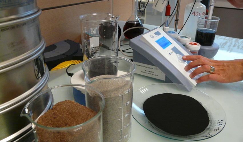 Nuevos aplicaciones para las arenas residuales de fundición