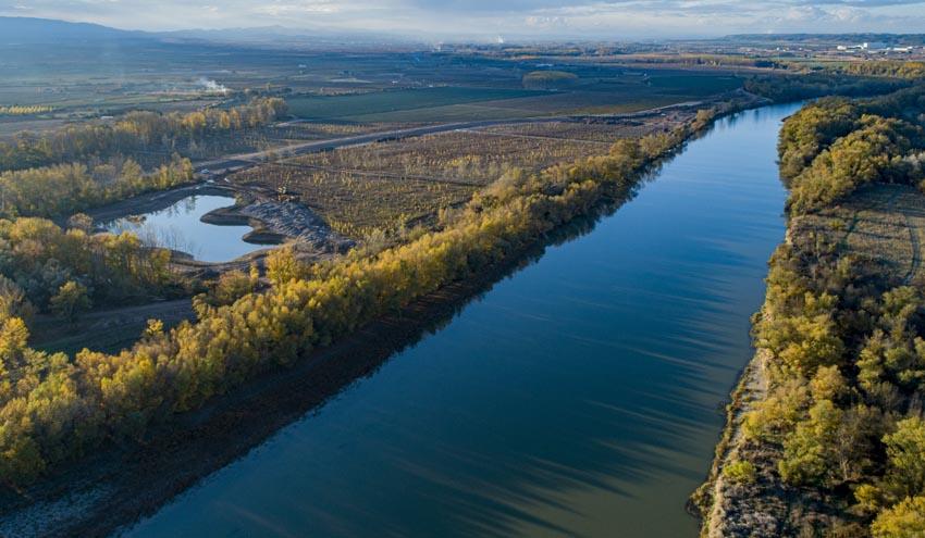 113 millones destinados a la parte catalana de las cuencas del Ebro y el Júcar