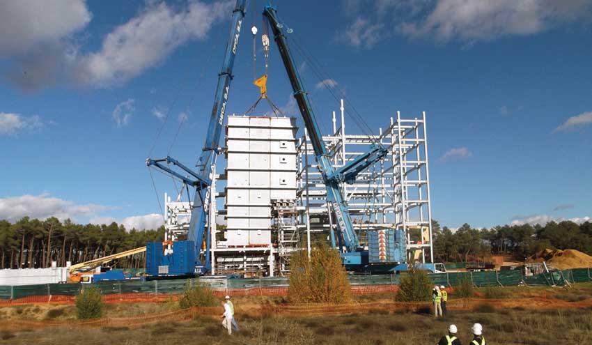 El sector de la generación eléctrica con biomasa quiere instalar 700 MW hasta 2025