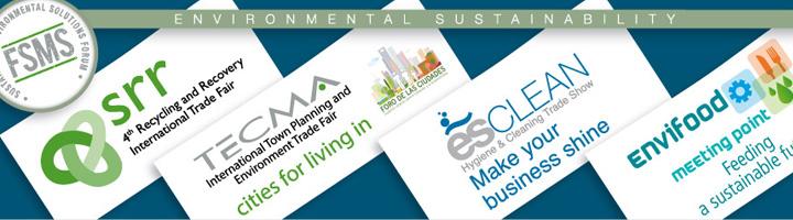 Más de 9.000 profesionales y 426 empresas se dieron cita en FSMS, el Foro de Soluciones Medioambientales Sostenibles