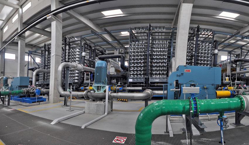 El Govern destina 8 millones de euros para reparar la captación de agua de la desalinizadora del Tordera