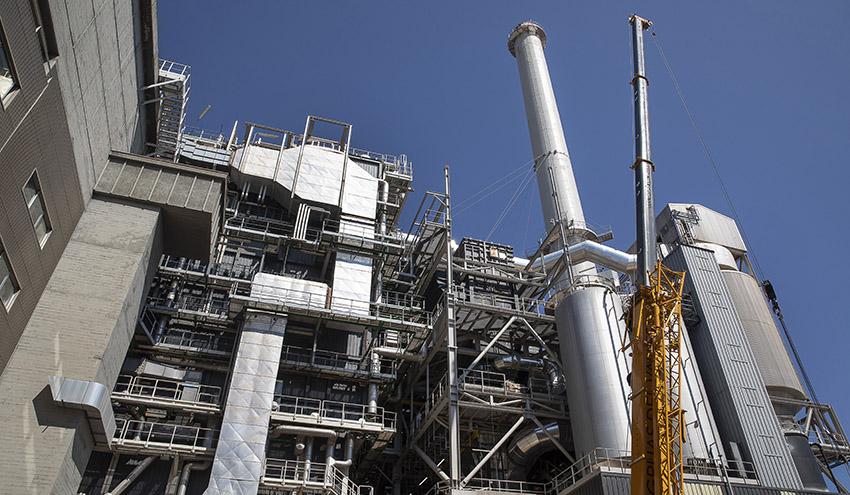 TERSA instala un avanzado sistema catalítico en la Planta de Valorización Energética de Sant Adrià de Besòs