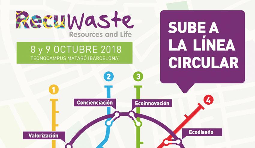 Talleres de ámbito municipal y oportunidades de negocio mediante la economía circular, protagonistas en Recuwaste