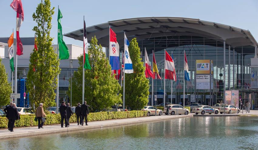 IFAT cuelga el cartel de completo: más de 3.000 expositores se darán cita en Múnich
