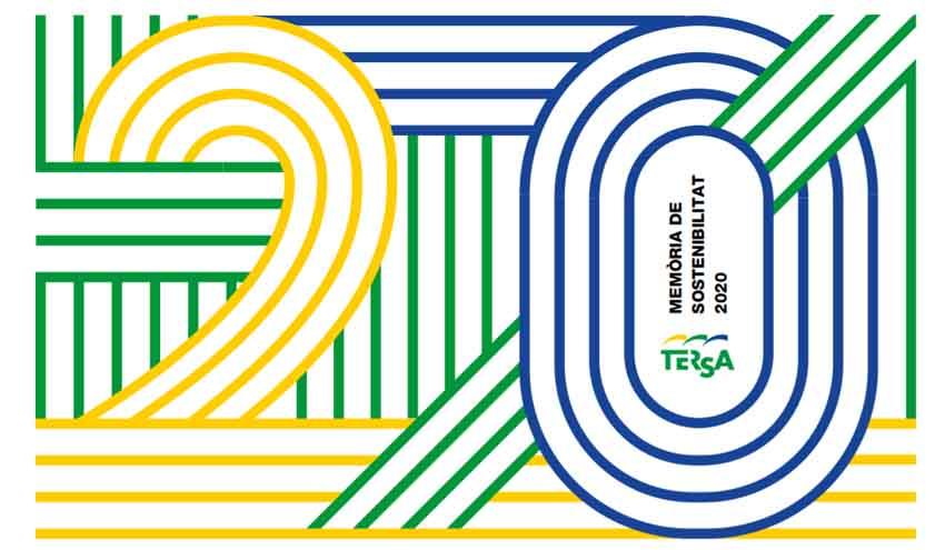 El Grupo TERSA presenta su Memoria de Sostenibilidad 2020