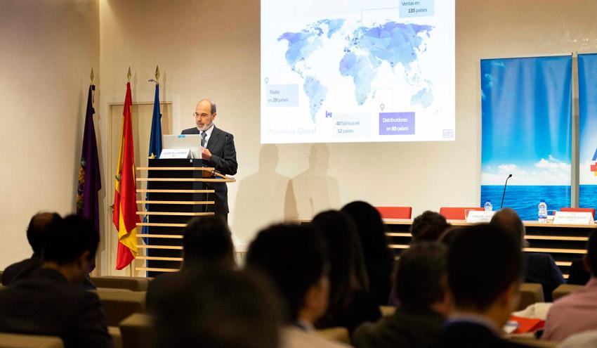 WEG participa en la Jornada sobre nuevos materiales y productos para desalación de AEDyR
