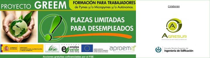 APROEMA organiza el próximo 26 de junio en Sevilla un seminario gratuito de empresas verdes para pymes y autónomos