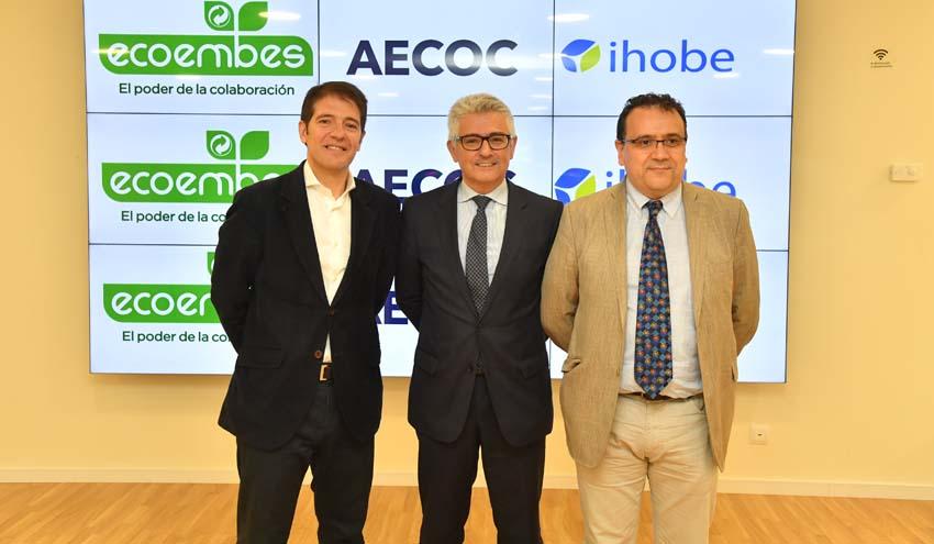 AECOC, Ecoembes y el Gobierno Vasco, unidas para reducir el impacto de los envases en el comercio electrónico