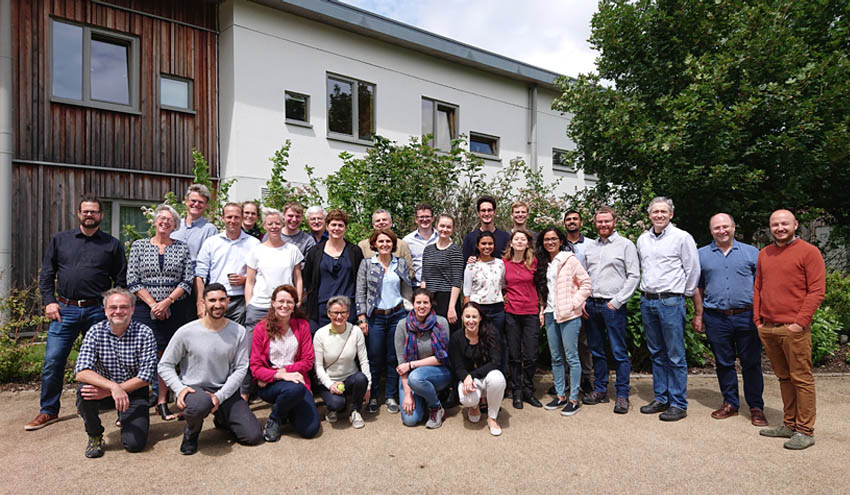 Primera reunión del proyecto ECORISK2050