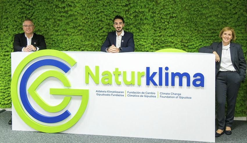 David Zabala, elegido nuevo director de Naturklima, la Fundación de lucha contra el Cambio Climático de Gipuzkoa