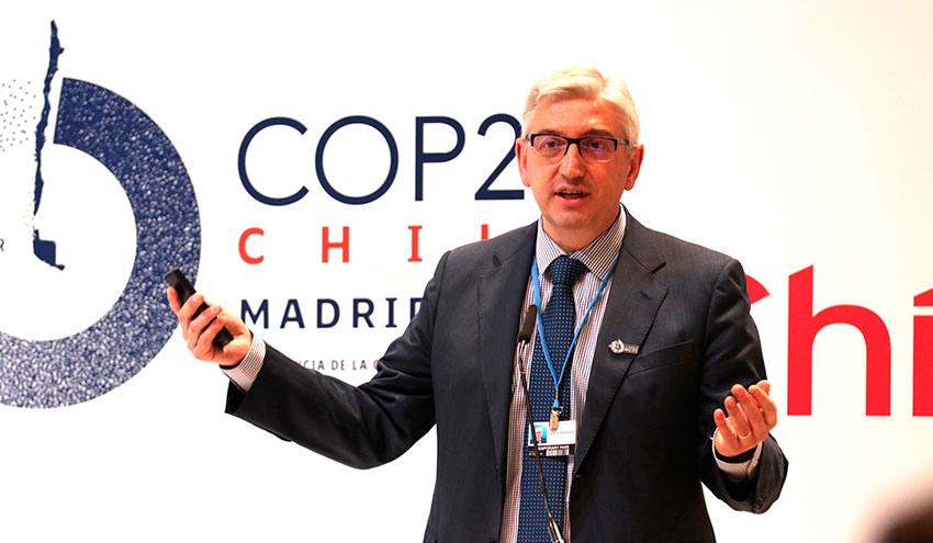 Biofactorías, la apuesta de SUEZ para lograr el objetivo residuos cero, se presenta en la COP25