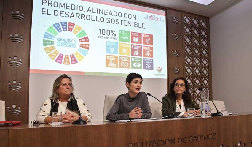 Badajoz dedicará 32,4 millones de euros a la gestión sostenible de los servicios y a inversiones