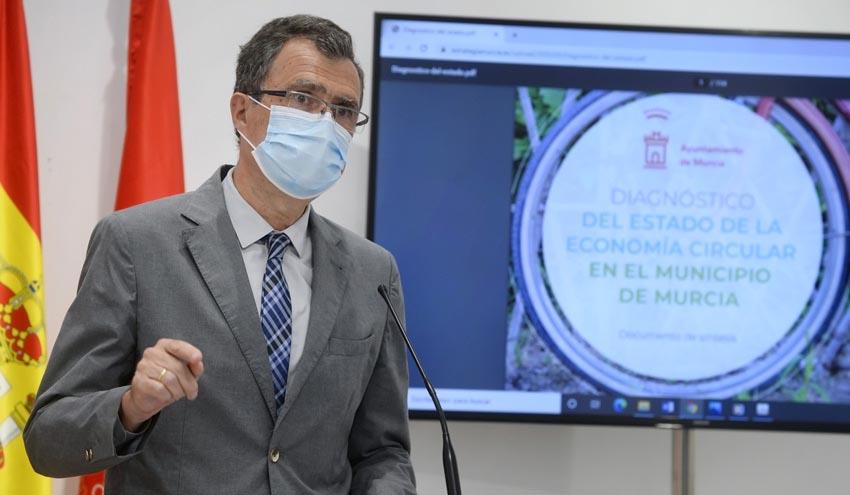 Murcia se acerca cada vez más a la circularidad