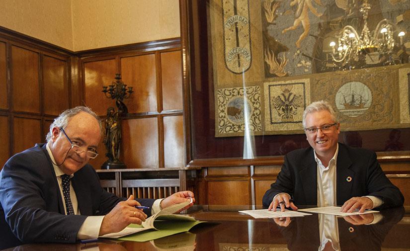 Diputación de Gipuzkoa y Ceit impulsarán la economía circular a través de la valorización de residuos secundarios