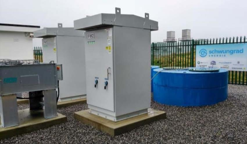 Mejoras en el rendimiento de las centrales de bombeo gracias al uso combinado de sistemas de almacenamiento