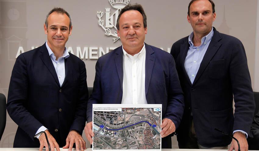 Un innovador proyecto para recuperar la calidad ambiental en el tramo final del Turia