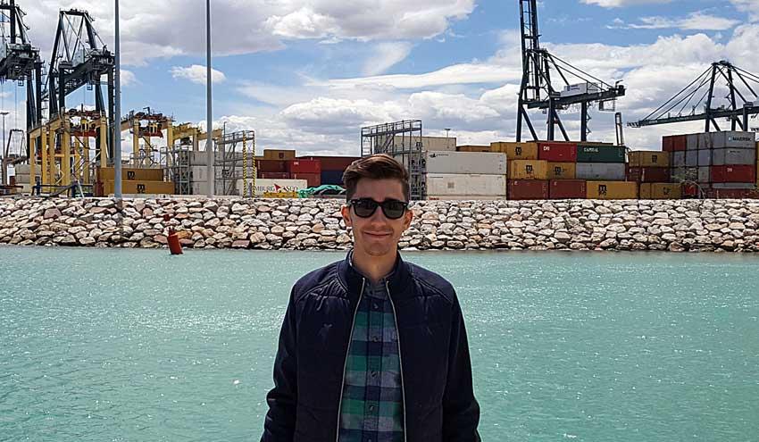 """""""Es conveniente adaptar los diques de los puertos para aumentar su resiliencia frente al futuro clima"""""""