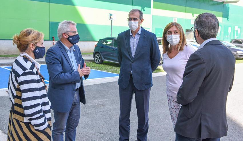 Gobierno Vasco y Diputación de Gipuzkoa analizan la estrategia del Plan de Gestión de Residuos