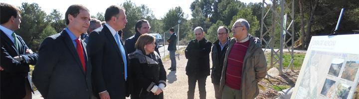 El antiguo vertedero del municipio castellonense de Onda es ya una zona verde y restaurada