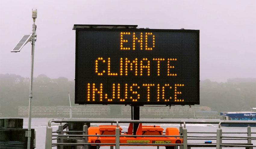 Cambio climático: entre el colapso y la metamorfosis social