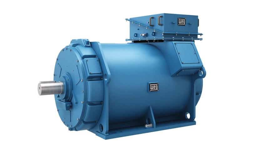 Motores WGM20 de WEG: mínimos niveles de ruido y disipación térmica para entornos adversos de escaso espacio