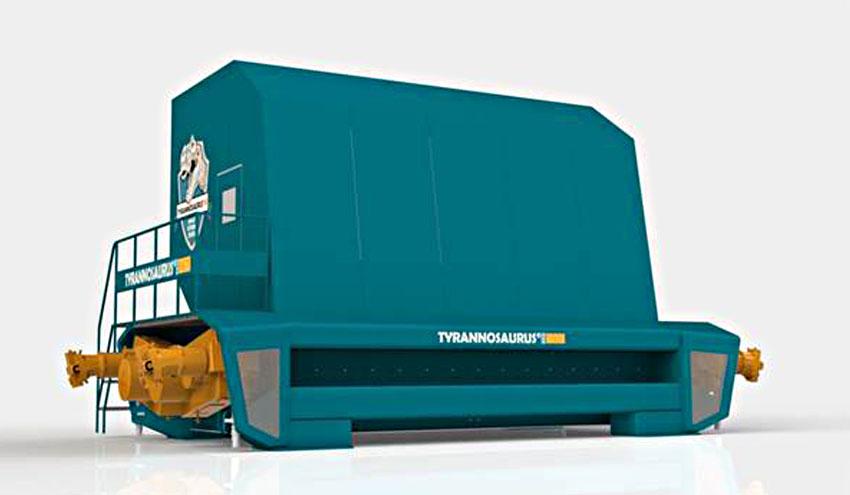 BMH Technology suministrará los equipos de trituración para la nueva planta de biomasa de Curtis