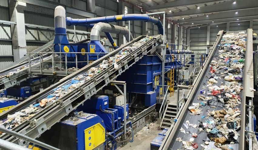 Baja la producción de residuos en los Ayuntamientos adscritos a Sogama
