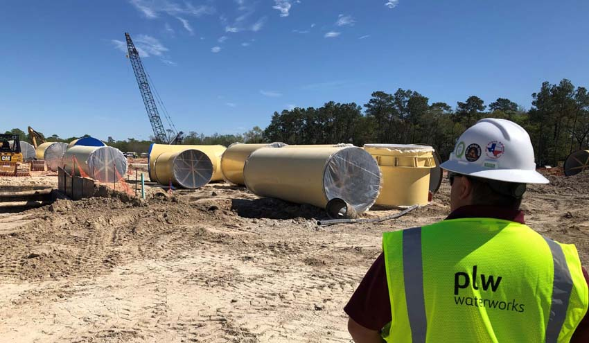 Ferrovial se adjudica proyectos de agua en Texas por 46 millones de dólares