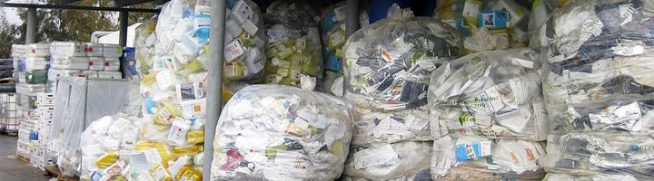 SIGFITO recoge más del 63% de los envases agrarios puestos en el mercado en 2013