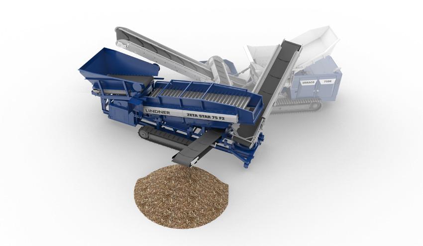 Lindner's Waste Wood Days: conoce en vivo las soluciones para procesamiento de madera de Lindner