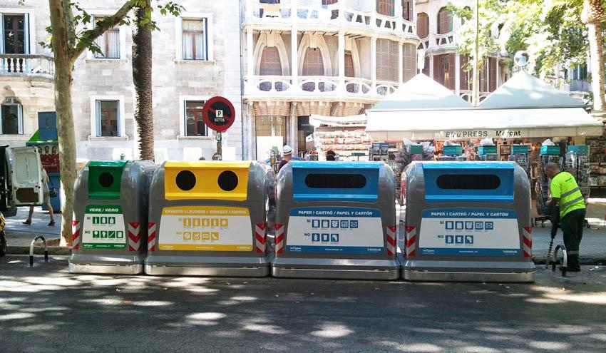 EMAYA aprueba la compra de nuevos contenedores y vehículos para renovar la recogida en Palma