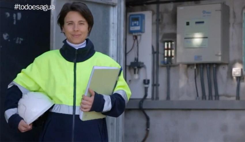 Suez Water Spain homenajea a los profesionales del agua en un vídeo corporativo