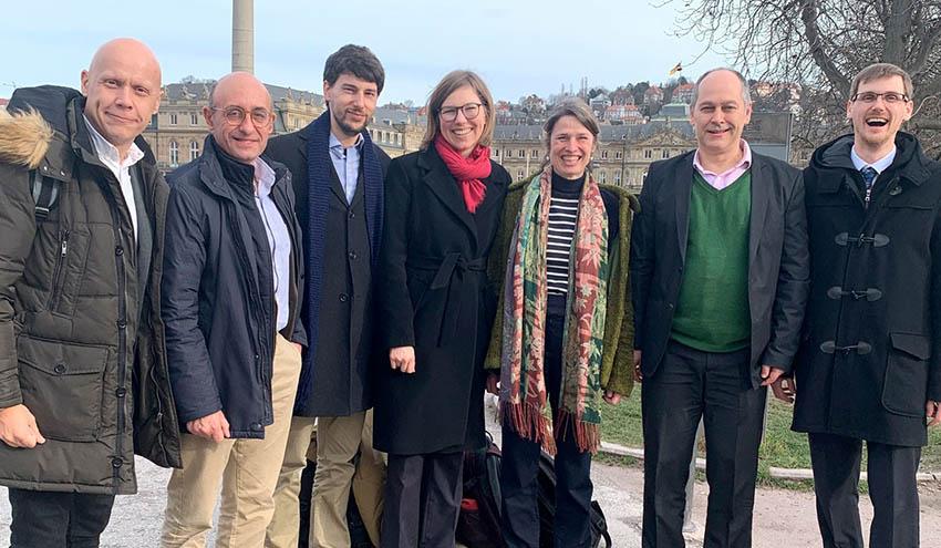 Intercambio de experiencias en economía circular entre País Vasco y la región alemana de Baden-Württemberg