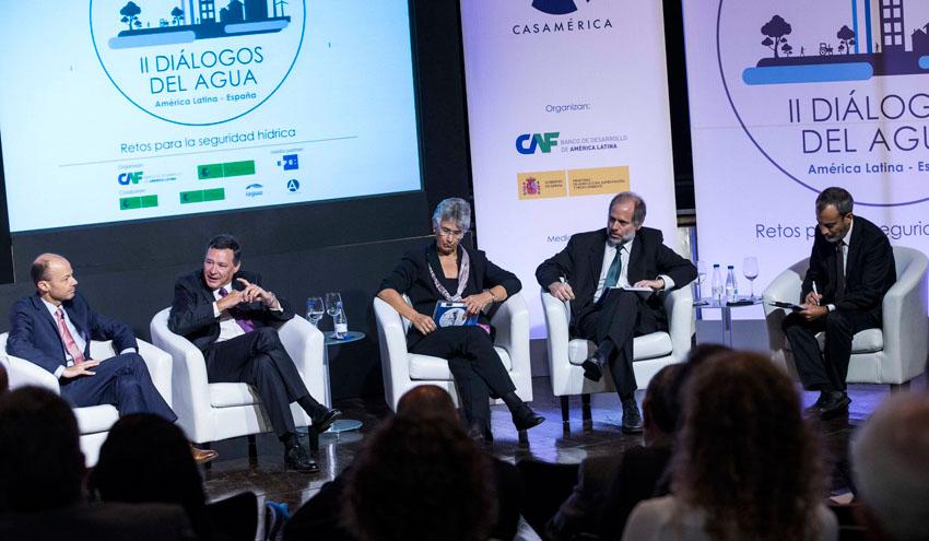 """Angel Simón: """"Los principales retos en gestión del agua solo pueden abordarse desde la participación público-privada"""""""