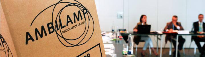 AMBILAMP celebra su VIII Encuentro de Adheridos en Madrid y Barcelona