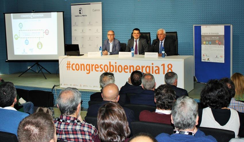 Avebiom reclama un mayor apoyo de la Administración para impulsar la biomasa en el mix energético