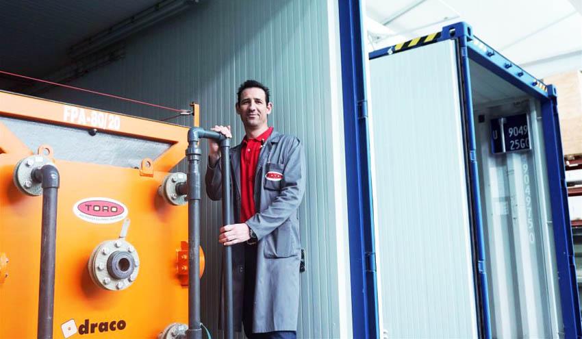 """""""Los test de fábrica que realizamos en Toro Equipment son determinantes en nuestro sistema de calidad"""""""