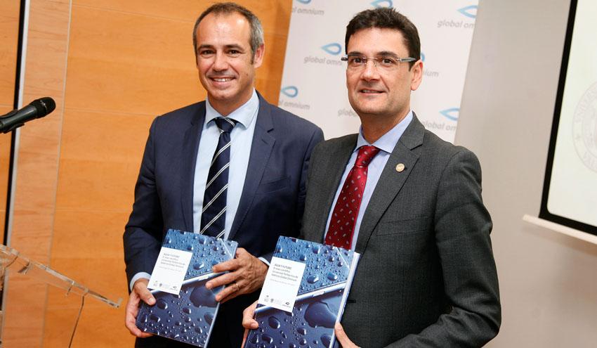Más conocimiento, investigaciones y empleo estable, balance de la Cátedra Aguas de Valencia