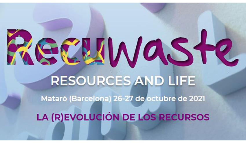 Ya puedes inscribirte para RECUWASTE, evento de referencia internacional sobre gestión de residuos