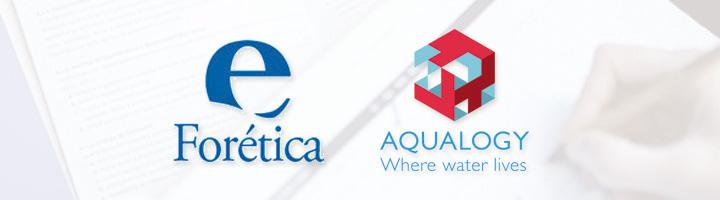 Aqualogy colabora con Forética con el objetivo de reafirmar su compromiso con el desarrollo sostenible