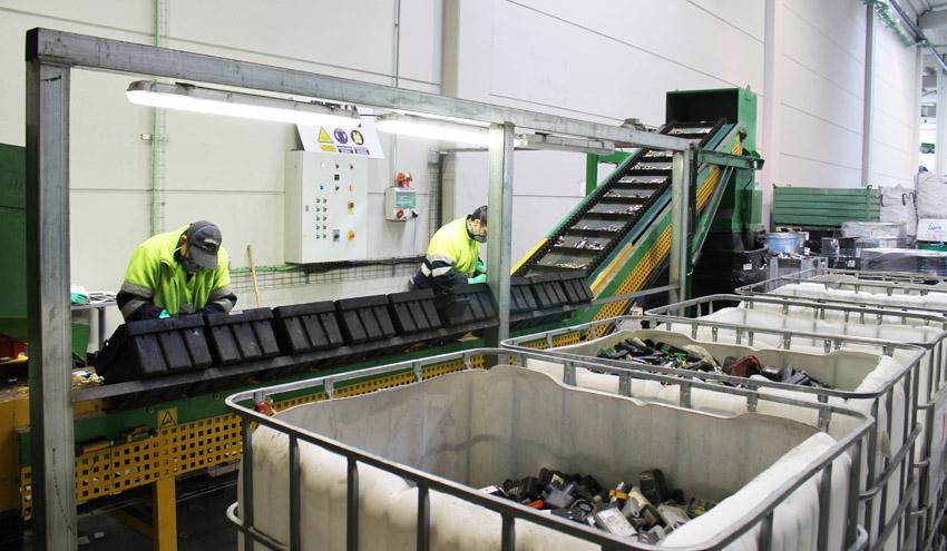 EuRIC y FER discrepan del método de cálculo de las tasas de reciclaje aprobado por el Parlamento Europeo