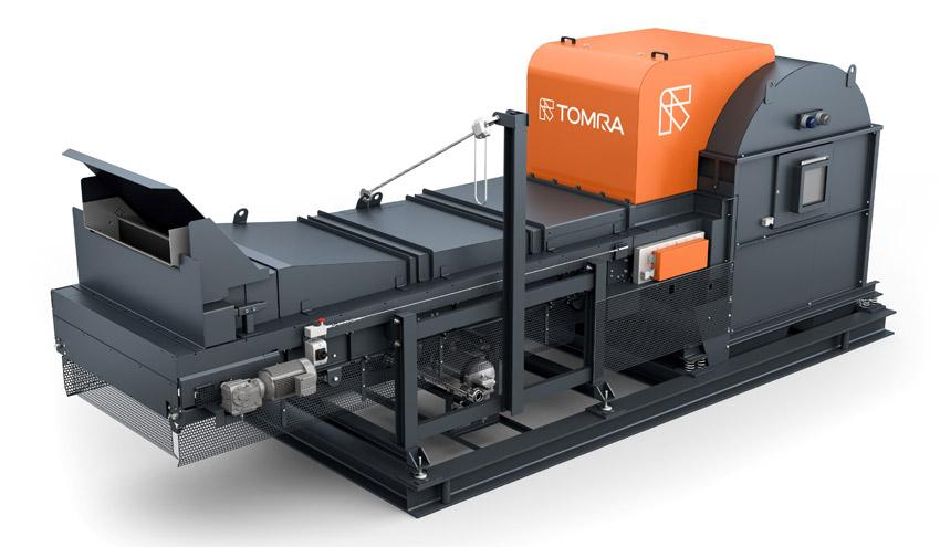 TOMRA Sorting Recycling presentará el nuevo X-TRACT en IFAT 2016