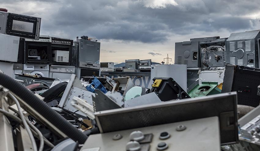 Global E-waste Monitor 2020: los residuos electrónicos crecen un 21% en cinco años