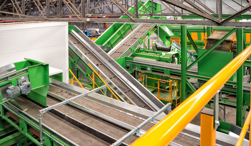 La Generalitat Valenciana fomenta el reprocesado en las plantas de tratamiento de residuos