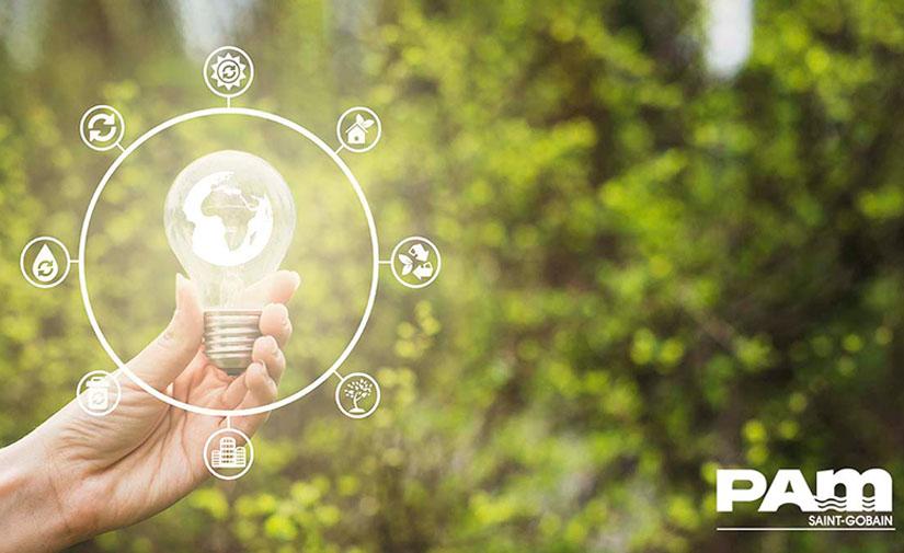 El compromiso de Saint-Gobain PAM con la economía circular