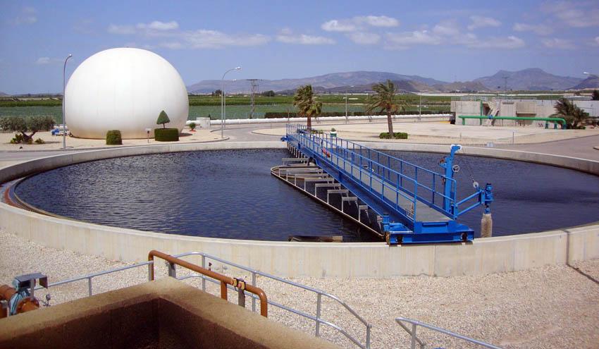 DAM realizará el mantenimiento de las depuradoras de Molina de Segura  y Alguazas