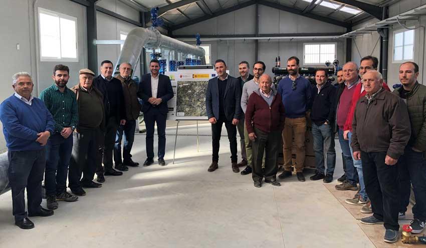 La Comunidad de Murcia destina 3,9 millones en ayudas a la modernización de regadíos en Librilla