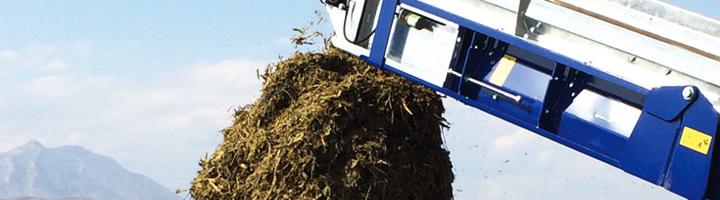 Eco-compuestos, una solución para recuperar los residuos plásticos procedentes de la agricultura