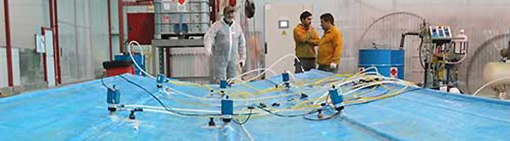 Toro Equipment desarrolla junto a MVP e Indemat la mayor membrana reutilizable de Europa