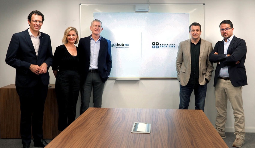 GoHub abre en Barcelona su tercera sede en España y se une a Barcelona Tech City